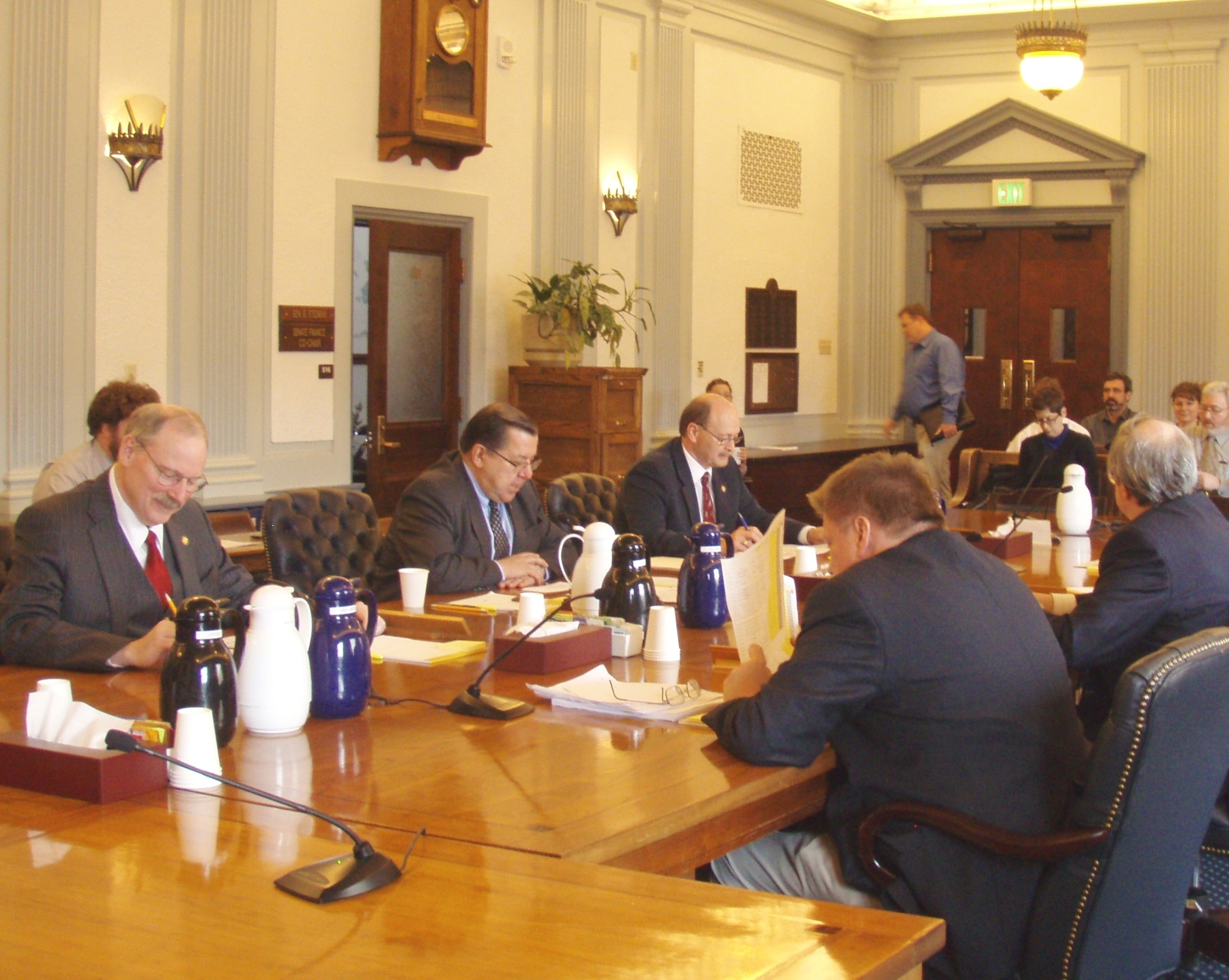 conference-committee-in-session