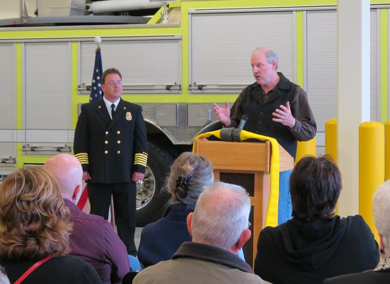 Grand Opening of Fire Station No. 1 in Ketchikan