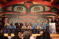 Sitka Public Safety Academy graduation ceremony