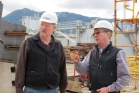 Touring the Ketchikan Shipyard with Doug Ward
