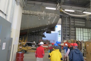 PNWER delegates tour Alaska Ship and Drydock