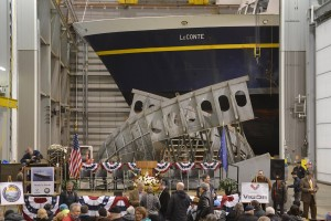 Alaska Shipyard Constructs First Ferries Built In Alaska